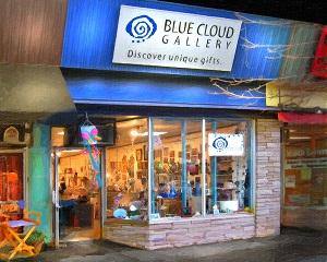Blue Cloud Gallery