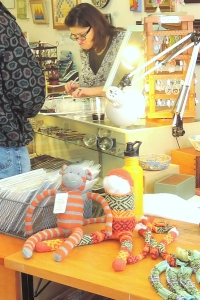 BCG craft demo monkeys and MG