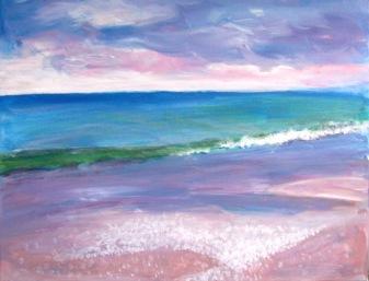 3821 Sanibel seascape